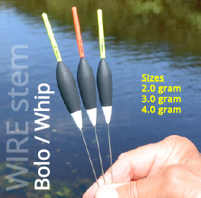 Vespe Wire stem Bolos/Whip
