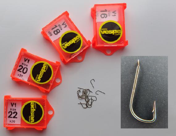 Vespe Specialist Hooks V1