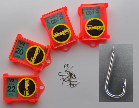 Vespe Specialist Hooks V2